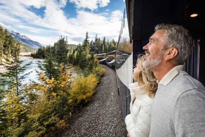 16 Tage Rocky Mountains & Vancouver Island mit Zug und Auto