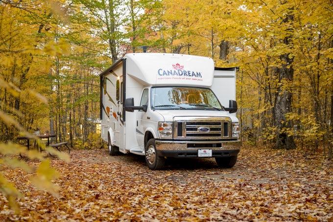 Super Camper Van SVC