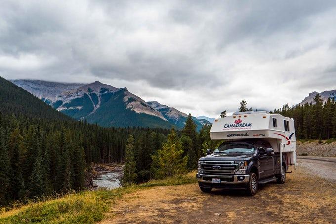 Maxi Truck Camper TCA