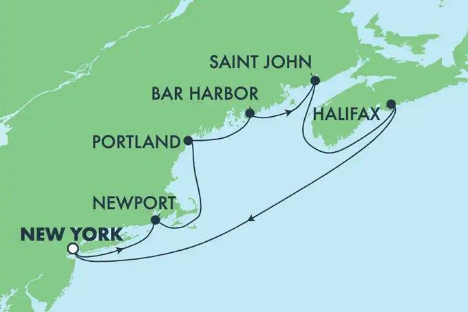 8 Tage Kanada & Neuengland zum Indian Summer ab New York